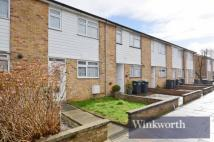 Terraced house for sale in Finsbury Road...