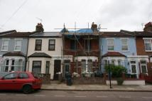 Terraced home in Ritches Road, N15