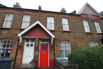 Terraced property in Darwin Road, Noel Park...