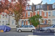 Flat for sale in Hampden Road, Harringay...