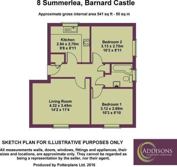8 Summerlea Plan
