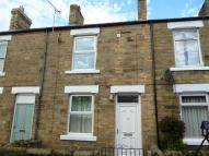 Terraced house in Chapel Terrace, Copley...