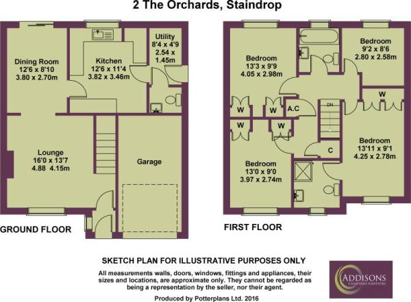 2 The Orchards Plan