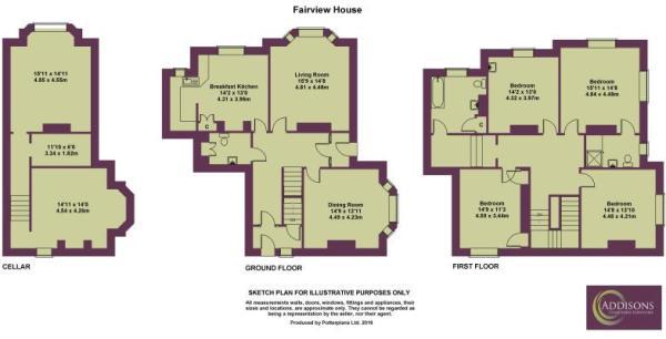 Fairview House Plan