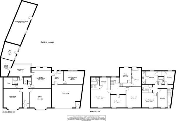 Britton House Plan