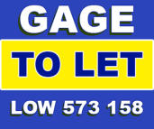 PAKEFIELD Garage to rent