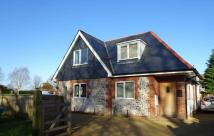 Tatsfield semi detached property to rent