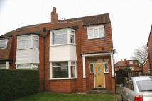3 bed semi detached house in Ring Road, Crossgates...
