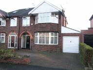 Meadefoot Ave semi detached property for sale