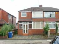 3 bed semi detached house in Downham Crescent...