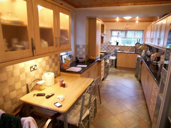 Diner Kitchen