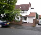 5 bed semi detached property in Brooklands Road...