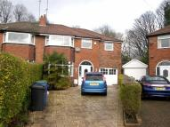 4 bed semi detached property in The Drive, Prestwich...