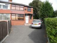 semi detached house in Malvern Close, Prestwich...