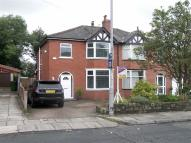 3 bed semi detached property in Stand Lane, Radcliffe...