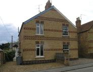 semi detached property in Radcliffe Road, Stamford...