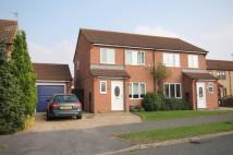 3 bedroom semi detached house in Primrose Way, Stamford...