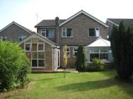 Detached house to rent in Saxon Road, Barnack