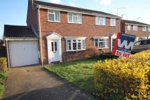 3 bedroom semi detached house to rent in Swift Close...