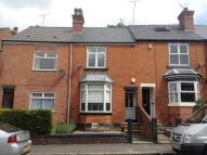 Terraced home in Alexandra Road West...