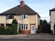 2 bedroom semi detached home to rent in Baden Powell Road...
