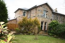 End of Terrace property for sale in Glenbank Road, Lenzie