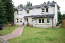 6 bedroom Detached house in Queens Grove, Lenzie...
