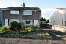 2 bedroom semi detached property in Cander Rigg, Bishopbriggs