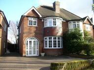 STUDLAND ROAD semi detached house to rent