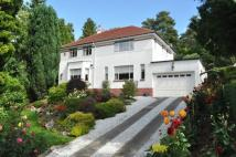 Neidpath Road West  Detached Villa for sale