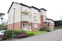 3 bedroom Ground Flat in The Apartments, Giffnock