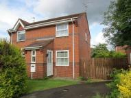 2 bedroom semi detached house in Bryony Way...