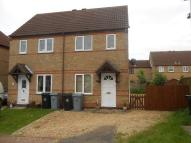 semi detached home in Primerose Close, Morton...
