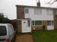 3 bed semi detached house to rent in Fernie Close, Newborough