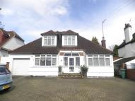 Detached house to rent in Epsom Lane North, Epsom