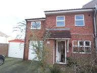 4 bedroom semi detached property in Melton Close, Wymondham
