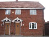 3 bed semi detached property to rent in The Street, Ashwellthorpe