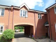 Terraced house in Esprit Close, Wymondham
