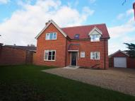 4 bed new property to rent in Back Lane, Wymondham