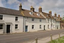 Terraced home in Wareham