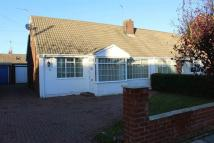 Semi-Detached Bungalow in East Boldon Road, Cleadon