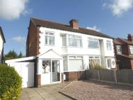 3 bedroom semi detached home to rent in Woodyear Road...