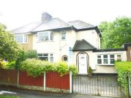 semi detached property in Parkfield Road, Wirral...
