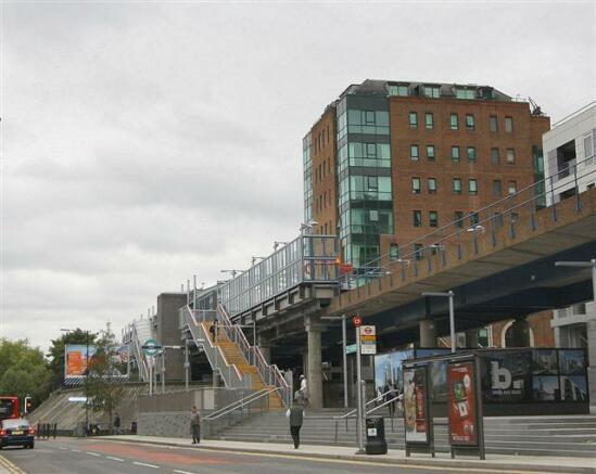 Crossharbour DLR & Bus station