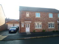 semi detached house to rent in Greenrigg Place...