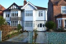 semi detached house for sale in Sandford Road, Moseley...