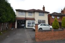4 bedroom Detached property in Woodlands Road...
