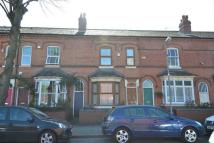 Terraced home for sale in Birchwood Crescent...