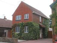 Detached property in Queens Road, Farnborough