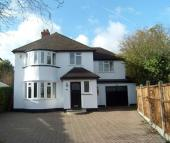 4 bed house in Fernhill Road...
